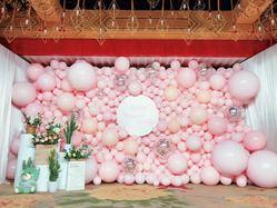 童鑫气球宝宝宴生日宴派对策划