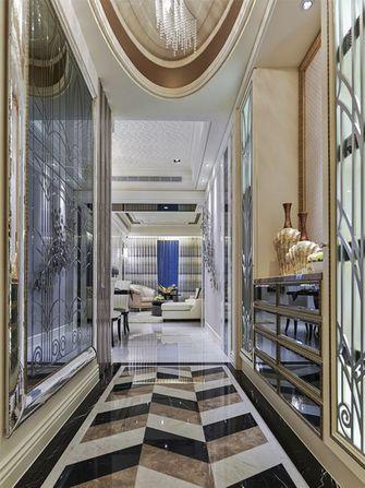 120平米三室一厅新古典风格玄关装修图片大全