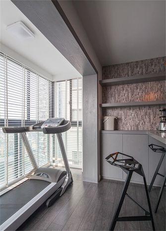 110平米三混搭风格健身室装修案例