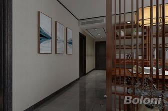 90平米中式风格走廊装修案例