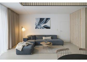 40平米小户型日式风格客厅图