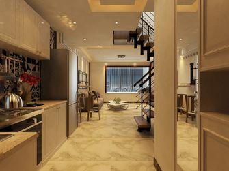 140平米复式其他风格厨房装修案例