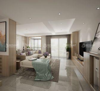 140平米四室三厅日式风格卧室装修案例
