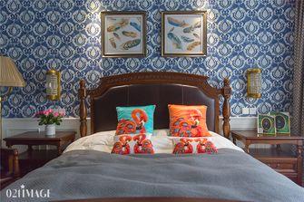 15-20万140平米四室四厅美式风格卧室照片墙装修图片大全