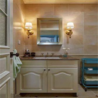 100平米三室两厅混搭风格卫生间装修案例