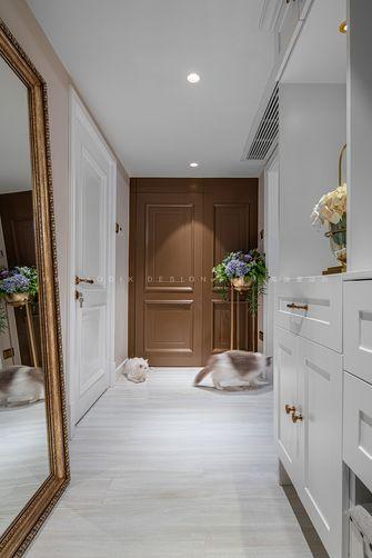140平米一室两厅美式风格玄关图