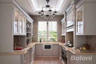120平米新古典风格厨房图片大全