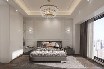 140平米四室四厅法式风格卧室装修案例