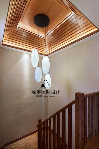 110平米东南亚风格楼梯间设计图