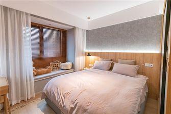 日式风格卧室装修图片大全