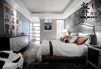 豪华型140平米三混搭风格卧室图片大全