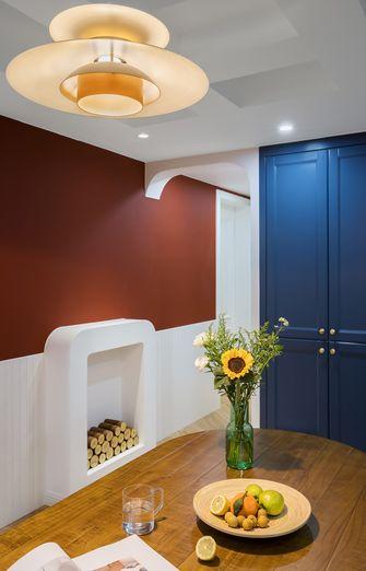 20万以上140平米三室两厅美式风格走廊欣赏图