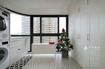 110平米北欧风格阳台设计图
