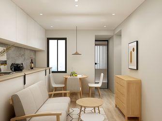50平米一室一厅日式风格客厅装修图片大全