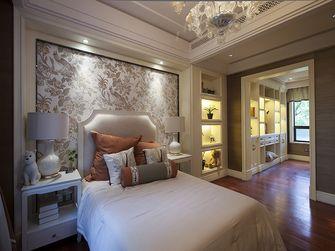 130平米复式法式风格卧室欣赏图