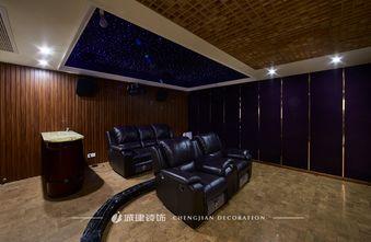 140平米复式欧式风格影音室装修案例
