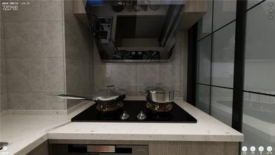 120平米复式宜家风格厨房装修图片大全