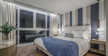 140平米四室两厅地中海风格卧室装修效果图