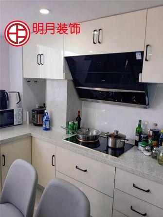 富裕型70平米混搭风格厨房装修图片大全