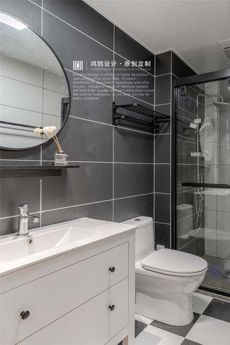 140平米三室两厅日式风格卫生间装修效果图