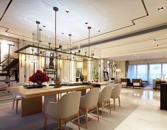 90平米中式风格餐厅欣赏图
