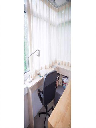 60平米公寓混搭风格阳台欣赏图