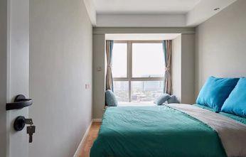 80平米三混搭风格卧室装修案例