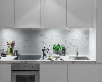 70平米一室五厅现代简约风格厨房图