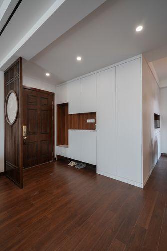 90平米三中式风格玄关图片