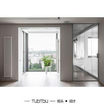 豪华型70平米公寓现代简约风格阳台图