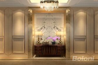 140平米四室两厅欧式风格玄关装修图片大全