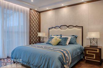 140平米四室四厅东南亚风格卧室装修案例