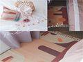110平米三室一厅宜家风格走廊装修图片大全