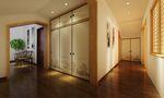 140平米复式日式风格阁楼装修效果图