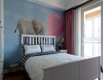 90平米宜家风格儿童房装修案例