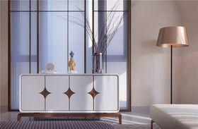 140平米别墅现代简约风格客厅装修案例