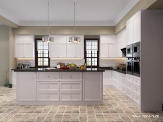 欧式风格厨房图