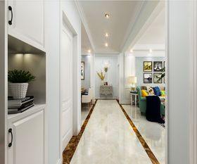 120平米三室兩廳歐式風格走廊效果圖