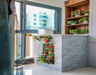 50平米小户型欧式风格阳台装修效果图