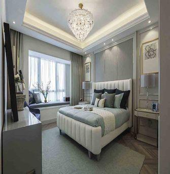 140平米四室一厅欧式风格卧室设计图