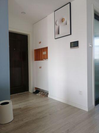 5-10万90平米三室两厅北欧风格玄关设计图