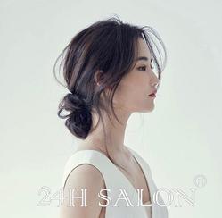 24H Hair Salon·概念设计的图片