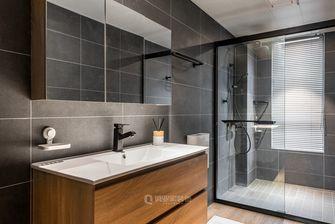 120平米四室两厅日式风格卫生间图