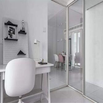100平米三室一厅田园风格阳光房装修图片大全
