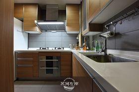 5-10万100平米现代简约风格厨房设计图