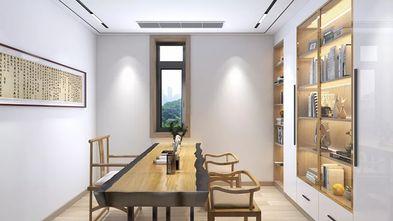 140平米四现代简约风格书房设计图