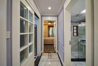 140平米三室一厅法式风格走廊图片大全