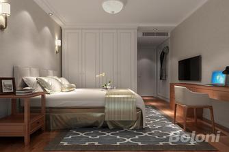 140平米四室两厅欧式风格卧室装修效果图
