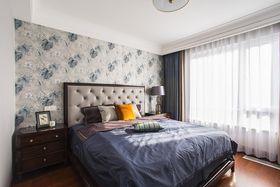 90平米歐式風格臥室裝修效果圖