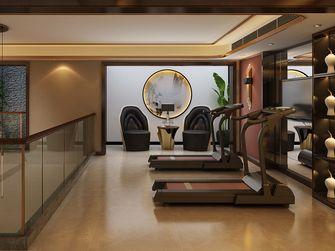 140平米别墅其他风格健身室图